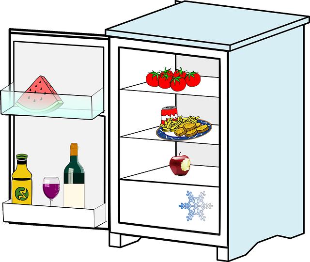 Cuidados del frigorífico.